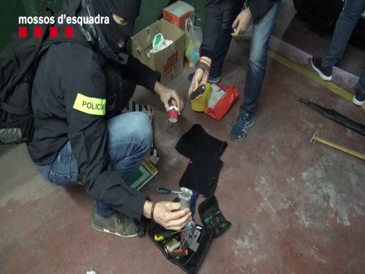 la bustia mossos 2