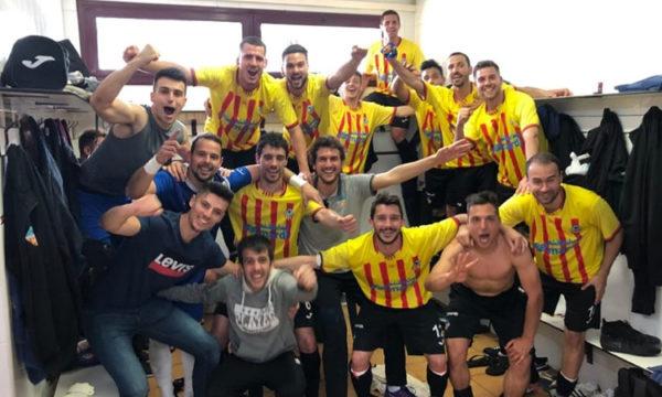 Esports - La Bustia - CF Sant Andreu de la Barca