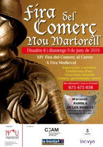La Bustia Fira Comerç i Medieval Nou Martorell