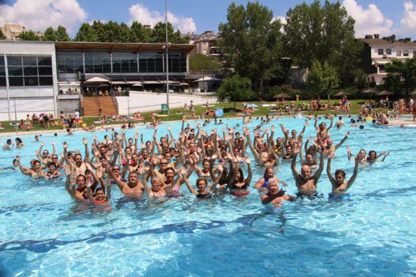La Bustia activitats piscina estiu Martorell