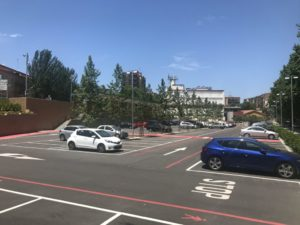 La Bustia aparcamet nou Martorell