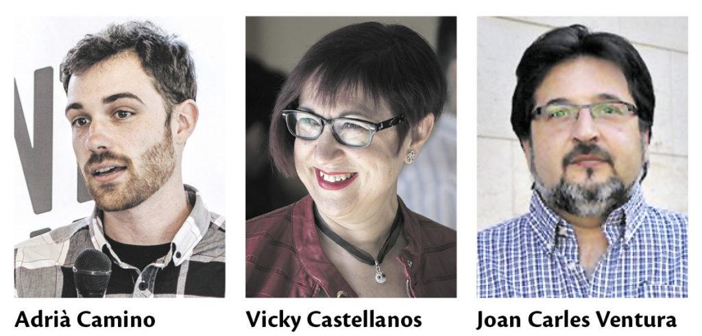La Bustia candidats electes Castellvi 2019