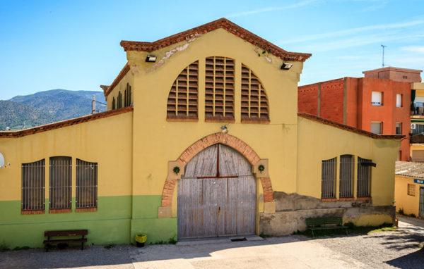 Esparreguera - La Bustia - Escorxador