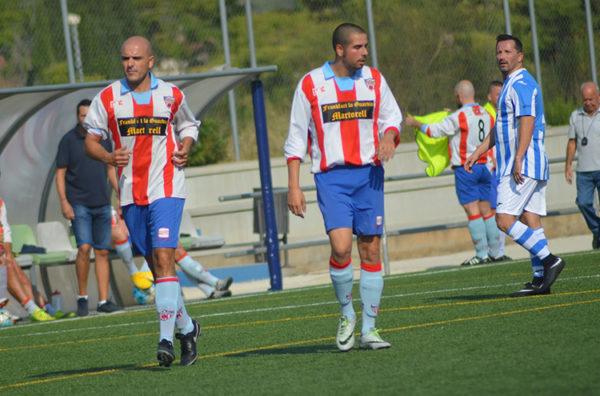 Esports - La Bustia - CF Martorell