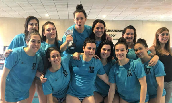 Esports - La Bustia - CN Martorell waterpolo