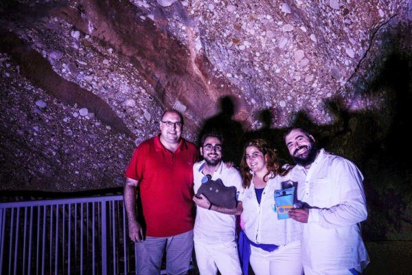 La Bustia Amazing Gospel agraiment Coves Collbato per a la Solidaritat