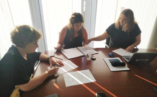 La Bustia signatura pacte de govern Gelida