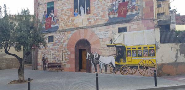 Olesa - La Bustia - Patrimoni