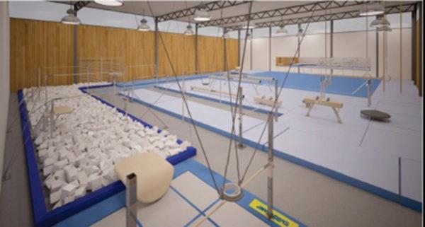 Sant Andreu Barca - La Bustia - nou gimnas