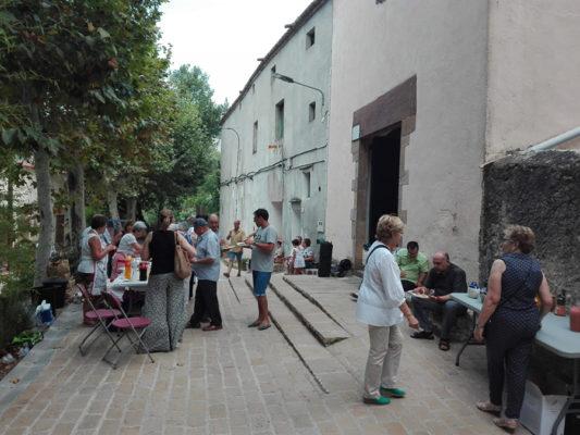 Castellvi - La Bustia - Aplec dels Angels