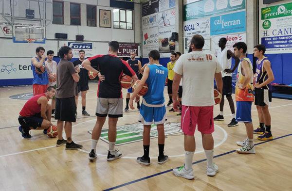 Esports - La Bustia - CB Esparreguera