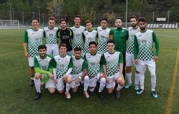 Esports - La Bustia - CF Gelida