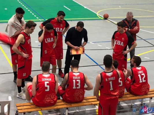 Esports - La Bustia - Club Basquet Abrera