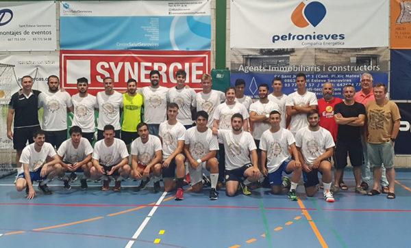 Esports - La Bustia - Handbol Sanes