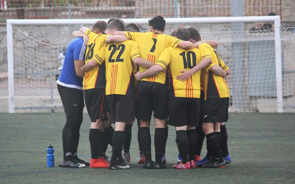 Sant Esteve - La Bustia - FC Sant Esteve