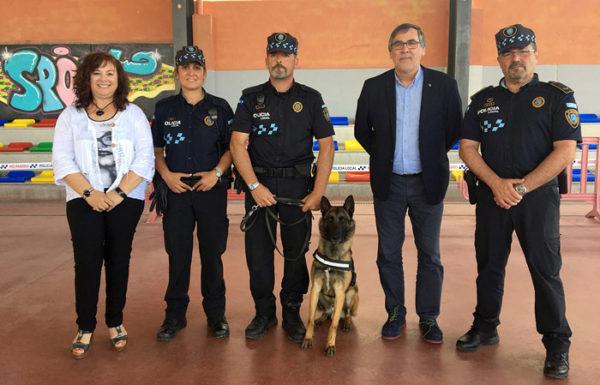Sant Esteve - La Bustia - agent policia mort 2