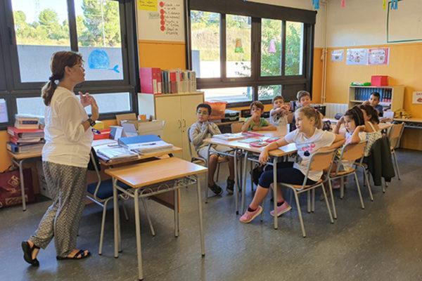 Comarca - La Bustia - Curs escolar