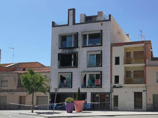 Esparreguera - La Bustia - edifici Can Rial
