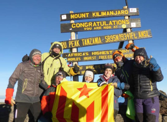 Esports - La Bustia - Collbato Kilimanjaro