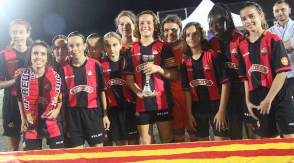 Esports - La Bustia - Torneig futbol femení