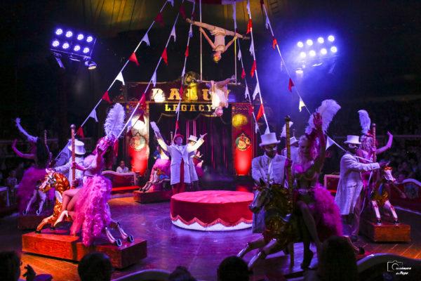 La Bustia Circ Raluy Legacy Sant Andreu de la Barca