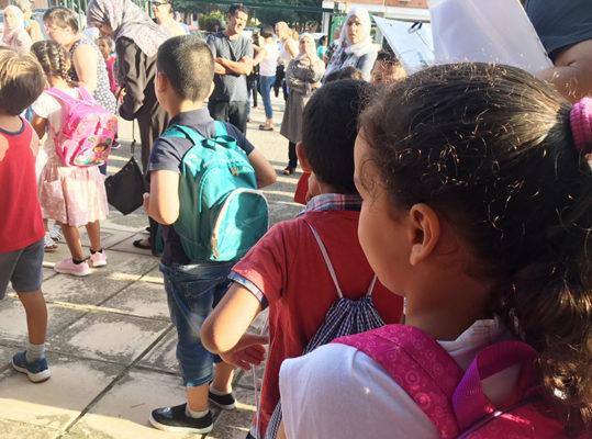 Martorell - La Bustia - Curs escolar
