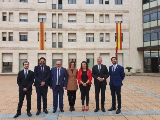 Acte 9 octubre 2019 Guardia Civil Cs Sant Andreu