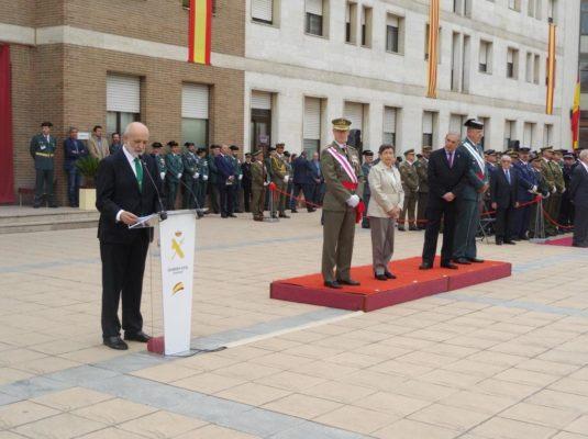 Acte 9 octubre 2019 Guardia Civil Sant Andreu