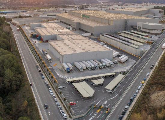 Bloc Logistic Mercadona Abrera