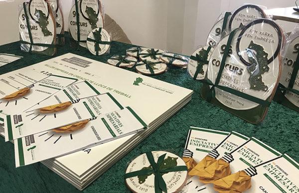 Comarca - La Bustia - Concurs Iniciatives Empresarials