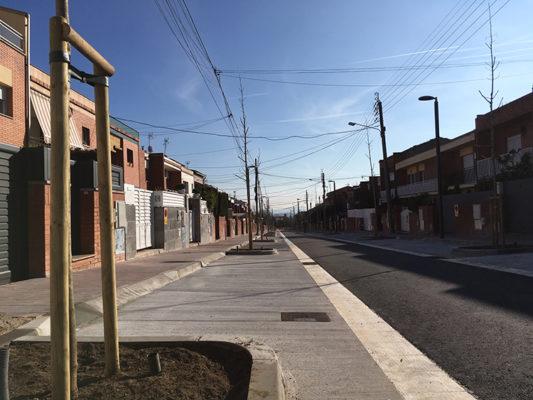 Esparreguera - La Bustia - La Plana