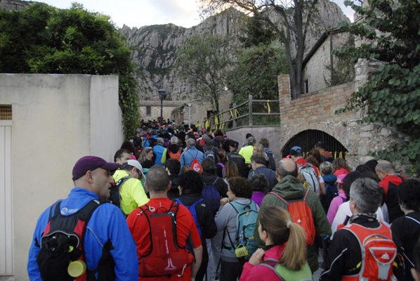 Esports - La Bustia - Caminada popular Collbato