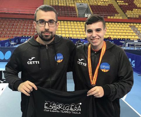 Esports - La Bustia - Tenis Taula Esparreguera