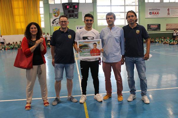 Esports - La Bustia - presentació FS Olesa 2