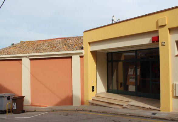 La Bustia CCR exterior Castellvi