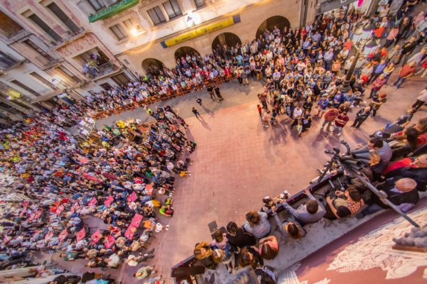 La Bustia Festa Roser Vimart foto ajuntament Martorell