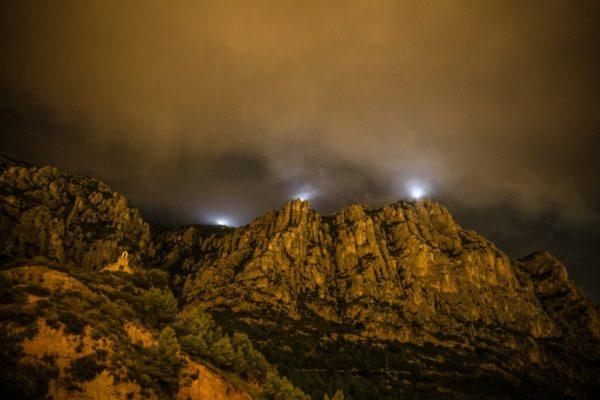 La Bustia Montserrat Llum i Llibertat Collbato
