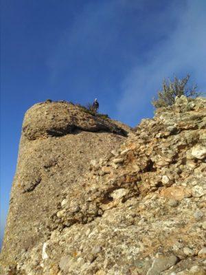 La Bustia Montserrat Llum i Llibertat Club Excursionista Esparreguera