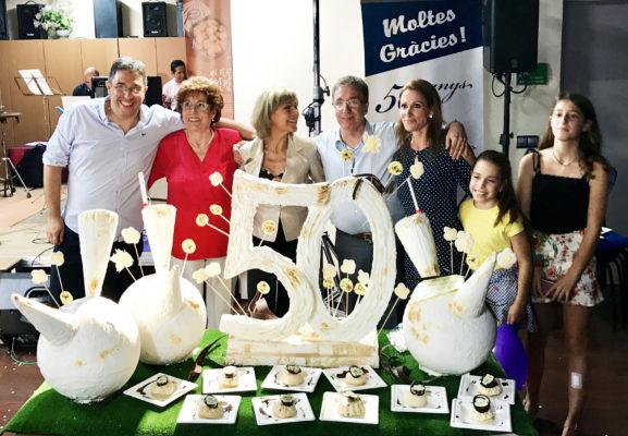 La Bustia festa 50 anys Duch Abrera