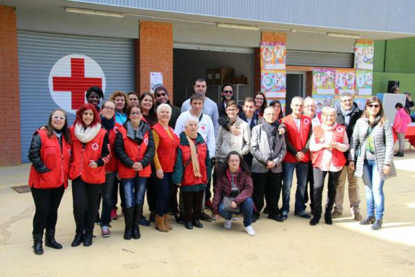 Martorell - La Bustia - Creu Roja
