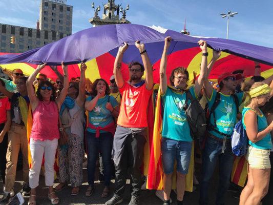 Martorell - La Bustia - Diada 11 setembre