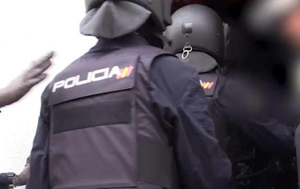 Martorell - La Bustia - Policia Nacional