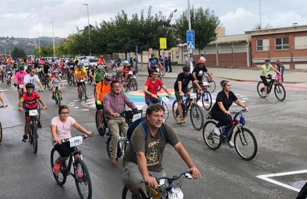 Sant Andreu - La Bustia - Festa de la bici