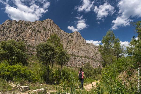 Collbato - La Bustia - Montserrat