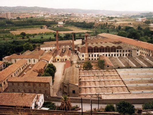 Esparreguera - La Bustia - Colonia Sedo
