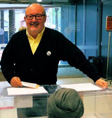 La Bustia Joan Capdevila eleccions generals 10N Martorell