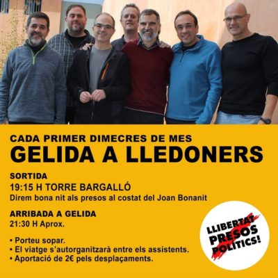 La Bustia Lledoners Gelida