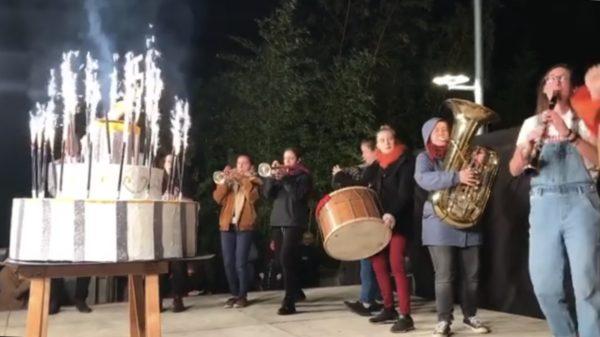 La Bustia pastis 95 anys Funicular Funifira Gelida
