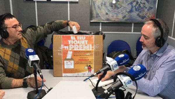 La Bustia sorteig tiquets Radio Nou Martorell
