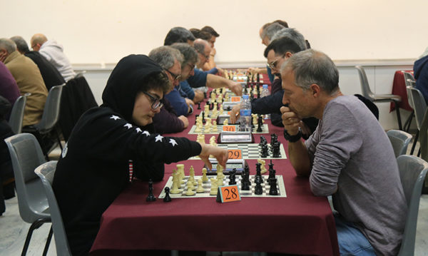 Martorell - La Bustia - escacs